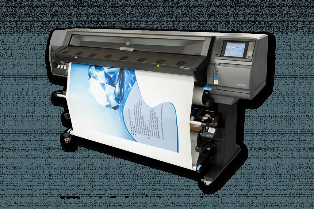 Imprimanta print latex