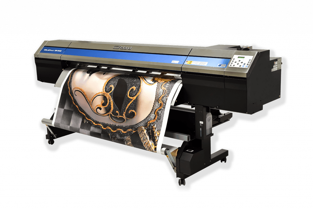 Imprimanta cerneala ecosolvent